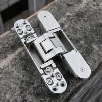 Buy cheap Hidden Hinge Stainless Steel Invisible Hinges SUS 304 from wholesalers