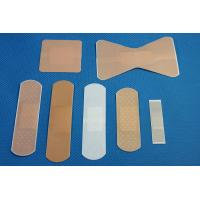China Disposable Adhesive Sterile Wound Plaster PE / PU / PVC / Non - Woven on sale