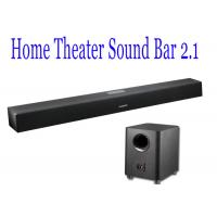 Buy cheap Powerful Active 110W HD TV Soundbar With Subwoofer / Bluetooth / Optical Input product