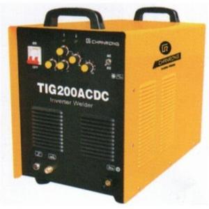 Inverter AC/DC Square Wave TIG Welding Machine TIG 200 AC/DC