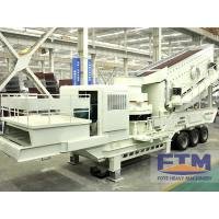 Buy cheap Mobile Crusher For Concrete Waste/Mobile Crusher Station product