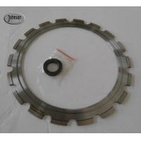 Buy cheap 350mm Ring Saw Blade For Cutting Concrete , 14 Inch Concrete Saw Blade from wholesalers