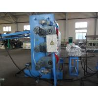 Buy cheap Architectural PVC Plastic Sheet Production Line Double Screw Extrusion Machine product