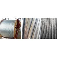Buy cheap Standard Type Overhead Line Conductor Aluminium Clad Steel 10 - 18 Isokeraunic Level product