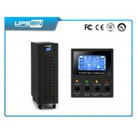 Less Harmonic 3 Phase 10 Kva / 8000 Watt  UPS Uninterrupted Power Supply Worable with Generator