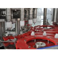 3-In-1 Hot Filling Machine With 2000BPH - 30000BPH Filling Speed For PET Bottles