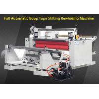 Buy cheap 3M Tape Slitting  Slitter Rewinder Machine With Laminating Function product