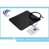 Buy cheap VHF / UHF Indoor Digital HDTV Antenna With F or IEC connector 3Meter cable product