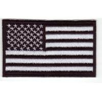Buy cheap USA Flag Embroidery Patch Made by Machine product