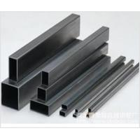 Buy cheap Hot Dip Galvanized Steel Hollow Section Tubes Rectangular / Square EN1O210 , Bright Annealed product