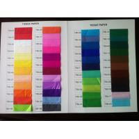 Buy cheap MG Colour Tissue paper product
