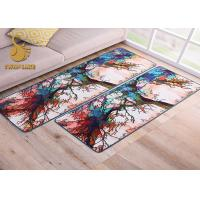 Buy cheap Customized Size Living Room Floor Rugs For Lounge Room Non Deformation product