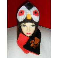 Buy cheap 100% Acrylic Knitted Scarf & Hat (CR-TLCA00016) product