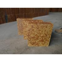 High Temp Silica Refractory Bricks Silica - Mullite Bricks For Cement Kilns In Transition Zone