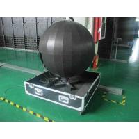 Buy cheap Diameter 1.2m 360 Degree Led Display , Hanging / Floor Stand Led Sphere Balls product
