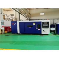 Fast Cutting Speed CNC Sheet Metal Cutting Machine YASKAWA Servo Motor