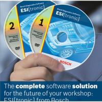 Buy cheap Bosch ESI Tronic 2014.1 Automotive Diagnostic Software For Auto Code Reader product