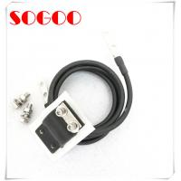 """Buy cheap 1/2'' 7/8'' 11/4'' 15/8'' 7/8"""" Feeder Grounding Clamp / Earth Kit For Telecom product"""