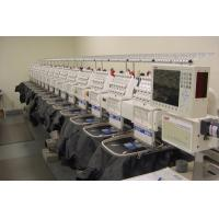 Buy cheap Industrial computerized Multi-heads Flat Embroidery Machine product
