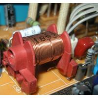 Buy cheap 7uH High flux magnetic inductor for car audio product