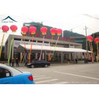 Buy cheap Customized Size Large Exhibition Canopy Heavy Duty Tent For Parties product