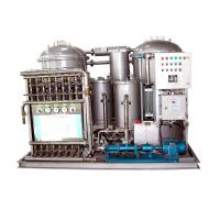 Buy cheap 2.5 kW Marine Oily Water Separator System 5 m3/h With Screw Pump product