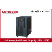 Buy cheap Reliable 3 - Phase Smart Online Electrical UPS for Industry , Digital Control product