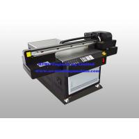 Buy cheap Epson Print Head DX5 Flatbed UV Glass Printing Machine For Photos / Art Works product