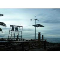 Anti Corrosion 400watt 24v Home Wind Energy Systems With Charge Controller For Seaside City