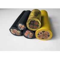 Buy cheap Multi Conductor 600/2000V Special Cables Mining Type W Portable Power Cable product