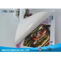 China Inkjet PP 7Mil Self Adhesive Backed Printer Paper For Large Format Printing on sale