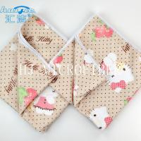 China Printed Microfiber Cloth Baby Hand Towel Household Cleaning Towel Grey Color 40*40 on sale