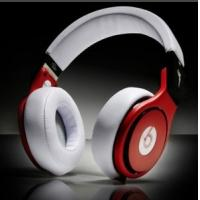 Buy cheap 2012   studio Headphones for DJ headsets earphones (red and white mixed) product