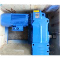 Buy cheap Coaxial HelicalMotor Gear Reducer 132KW Max Power High Energy Saving product