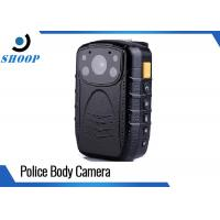 Buy cheap Infrared Body Cameras With 8 Hour Long Battery Life Outdoor for law enforcement product