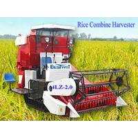 Buy cheap Rice combine harvester 4LZ-2.0,Rice combine harvesting machine. product