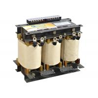Buy cheap 2000KVA 3 Phase Iron Core Dry Type Reactor Smoothing Reactors With Class H / C Insulation product