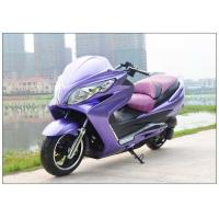 Buy cheap Single Cylinder 150cc / 250cc Gas Scooter Strong Power 4 Stroke With Remote Control product