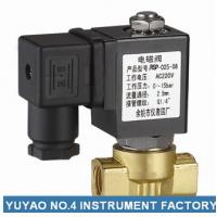 Buy cheap Miniature Direct Acting Electric Solenoid Air Valve Normally Closed 2 Way product