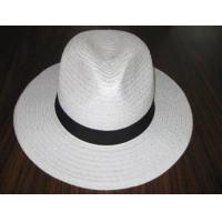 Buy cheap Panama Straw Hats,Straw Hats,Paper Straw Hats from wholesalers