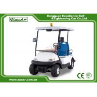 Buy cheap EXCAR Mini Ambulance Golf Cart For Hospital With 1 Stretcher CE Certification product