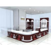 Buy cheap jewelry display cabinet with LED light product