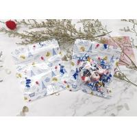 Buy cheap Exquisite Small Self Adhesive Plastic Bags / Waterproof Transparent Opp Bag product