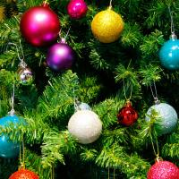 Buy cheap Wholesale Hot Sale Clear Plastic Christmas Ball Ornaments Christmas Decorations product
