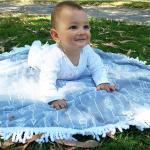 Buy cheap microfiber custom children small round beach towel kids round towels kids roundies product