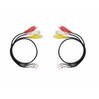 Buy cheap RCA Female To XH2.54mm 3 Pin Converter Adapter Cable product