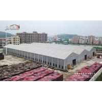 Buy cheap Waterproof 40X120M Temporary Warehouse Tent with 7m Side Height for Beer from wholesalers