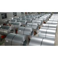 Buy cheap Non Oiled Galvanized Steel Sheet In Coils , Rolled Galvanized Sheet Metal from Wholesalers