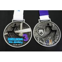 Buy cheap Personalized Custom Sports Medals 3d Both Side Soft Enamel Eco-friendly product