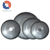 China Abrasive Tools/ Long life Metal bond diamond grinding wheels for grinding ceramic, glass on sale